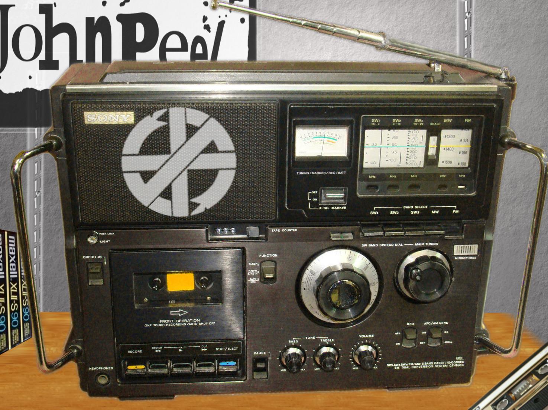 Recording John Peel